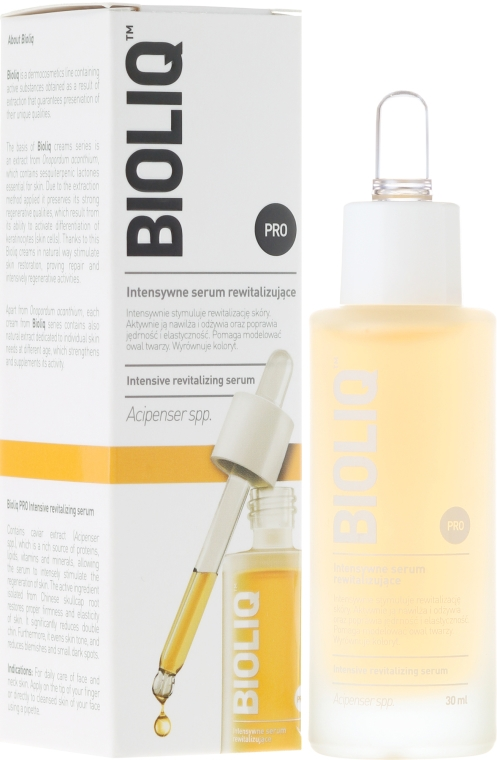 Siero rigenerante - Bioliq Pro Intensive Revitalizing Serum
