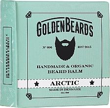 "Profumi e cosmetici Balsamo da barba ""Arctic"" - Golden Beards Beard Balm"