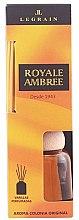 Profumi e cosmetici Legrain Royale Ambree - Aromadiffusori
