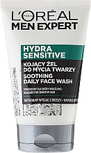Profumi e cosmetici Gel detergente lenitivo - Loreal Paris Men Expert Hydra Sensitive Face Wash