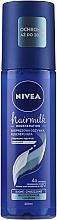 """Profumi e cosmetici Condizionante spray rigenerante per capelli normali """"7 Plus"""" - Nivea Hairmilk Conditioner"""