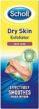 Profumi e cosmetici Peeling esfoliante piedi - Scholl Dry Skin Exfoliator