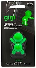 Profumi e cosmetici Deodorante per auto - Mr&Mrs Gigi Car Freshener Citrus Green