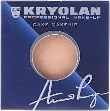 Profumi e cosmetici Cipria compatta - Kryolan Cake Make-up