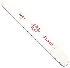 "Profumi e cosmetici Lima unghie ""Rubin"", 100/100 - IBD Ruby File"