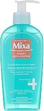 Profumi e cosmetici Gel detergente viso senza sapone - Mixa Sensitive Skin Expert Cleansing Gel