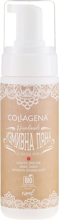 Schiuma per pelli grasse - Collagena Handmade Wash Foam For Oily Skin — foto N1