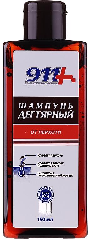 "Shampoo antiforfora ""Catrame di betulla"" - 911"