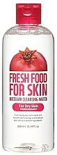 Profumi e cosmetici Acqua micellare per pelli secche - Superfood For Skin Pomegranate Micellar Cleansing Water
