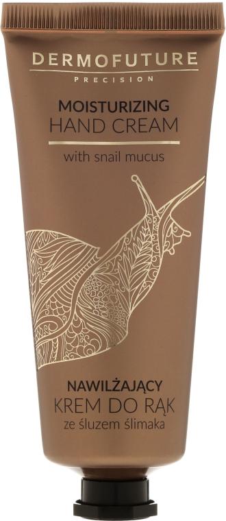 Crema mani idratante - Dermofuture Moisturizing Hand Cream