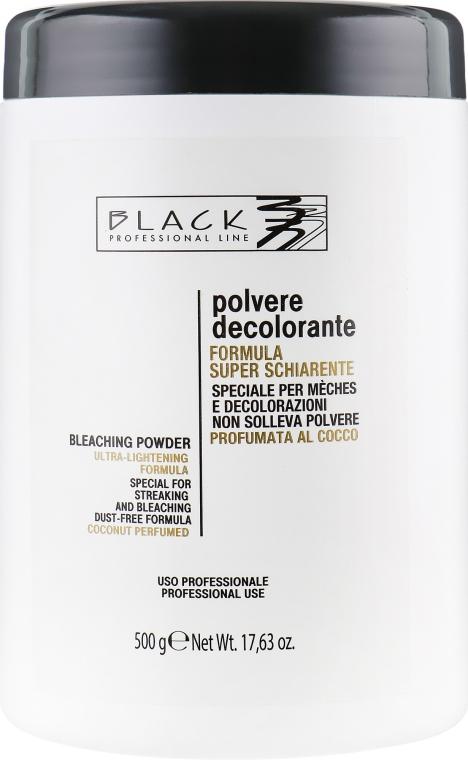 Polvere decolorante per capelli - Black Professional Line White Coconut No Dust Bleaching Powder — foto N1