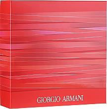 Profumi e cosmetici Giorgio Armani Si - Set (edp/100 ml + b/lot/75 ml + show/gel/75 ml)