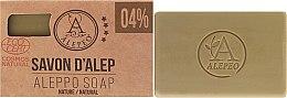 Profumi e cosmetici Sapone naturale di Aleppo - Alepeo Aleppo Soap Natural 4%