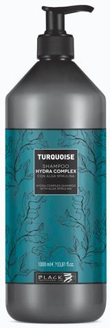 Shampoo per ripristino dei capelli - Black Professional Line Turquoise Hydra Complex Shampoo — foto N2