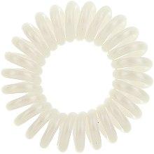 Elastici a spirale per capelli - Invisibobble Original Royal Pearl — foto N1