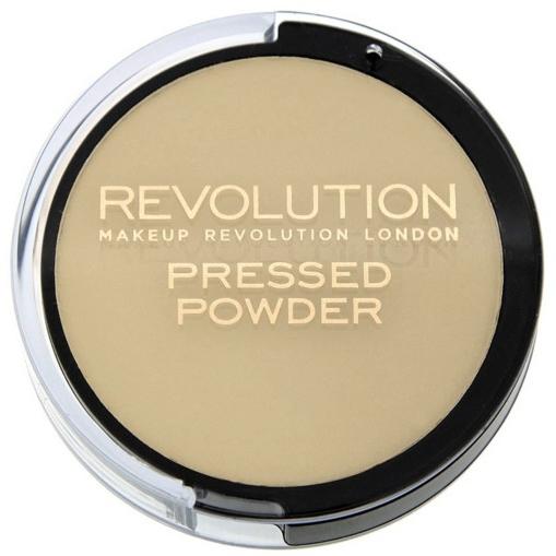 Cipria - Makeup Revolution Pressed Powder — foto N1