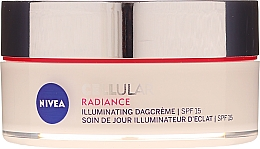 Crema illuminante - Nivea Cellular Radiance Illuminating Day Cream SPF 15 — foto N2