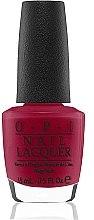 Profumi e cosmetici Smalto unghie - O.P.I Nail Lacquer Gwen Stefani Holiday 2014 Collection