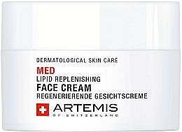Profumi e cosmetici Crema viso lipidica rivitalizzante - Artemis of Switzerland Med Lipid Replenishing Face Cream