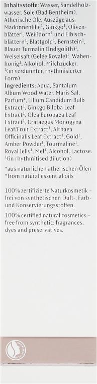 Spray per il viso - Dr. Hauschka Regenerating Intensive Treatment — foto N3