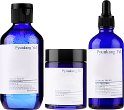 Profumi e cosmetici Set - Pyunkang Yul Skin Set (toner/200ml + serum/100ml + cr/100ml)
