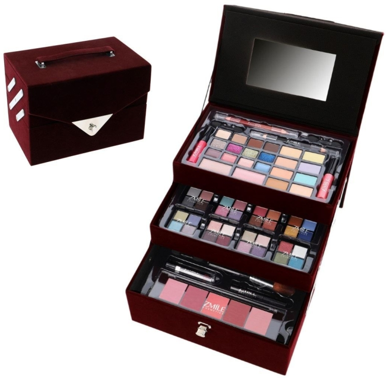 Set cosmetico per il trucco - Makeup Trading Beauty Case Velvety
