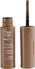 Profumi e cosmetici Polvere per sopracciglia - Peggy Sage Eyebrow Powder