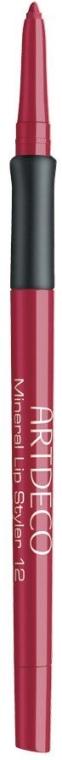 Matita minerale per labbra - Artdeco Mineral Lip Styler
