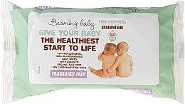 Profumi e cosmetici Salviette per bambini senza profumi - Beaming Baby Organic Baby Wipes