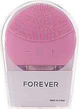 Profumi e cosmetici Spazzola per la pulizia del viso, rosa - Forever Lina Mini Facial Cleansing Brush Pink