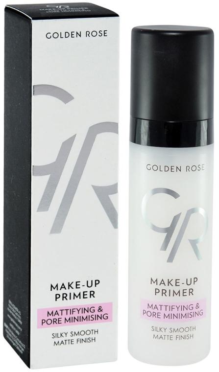 Primer viso - Golden Rose Make-Up Primer Mattifying & Pore Minimising