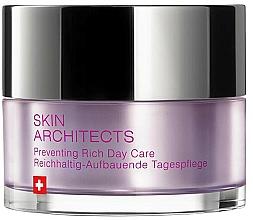 Profumi e cosmetici Crema viso - Artemis of Switzerland Skin Architects Preventing Rich Day Care