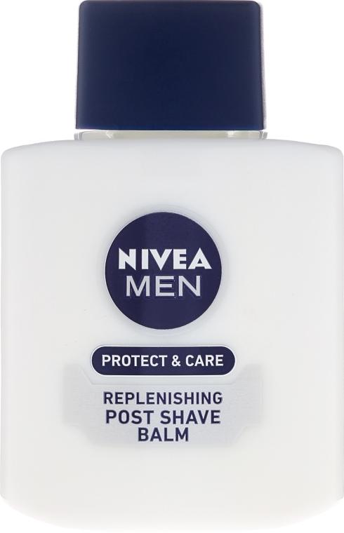 Balsamo dopobarba rigenerante - Nivea For Men Replenishing After Shaving Balm — foto N2