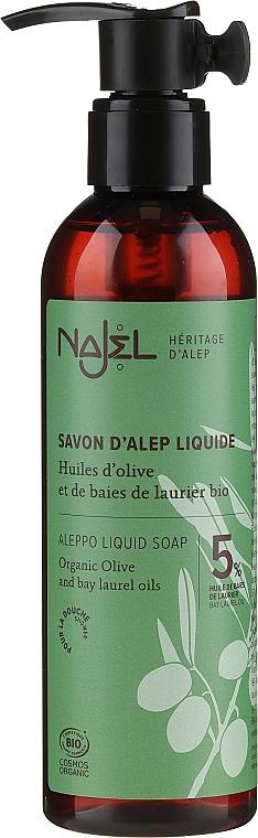 Sapone liquido - Najel Aleppo Liquid Soap — foto N1