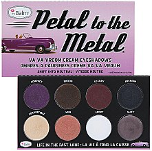 Profumi e cosmetici Pallette ombretti - theBalm Petal To The Metal Shift Into Neutral