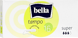 Profumi e cosmetici Tamponi, 16 pz - Bella Bella Premium Comfort Super Tampo