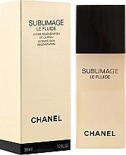 Profumi e cosmetici Fluido rigenerante fondamentale - Chanel Sublimage Le Fluide Ultimate Skin Regenerating