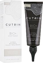 Profumi e cosmetici Crema-gel idratante - Cutrin Bio+ Hydra Balance Scalp Treatment