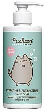 Profumi e cosmetici Sapone mani idratante antibatterico - Pusheen Hydrating & Antibacterial Hand Soap