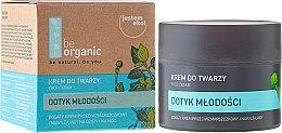 """Profumi e cosmetici Crema viso """"Tocco di giovinezza"""" - Be Organic Face Cream"""