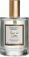 """Profumi e cosmetici Deodorante ambiente """"Fiore di cotone"""" - Collines de Provence Cotton Flower"""