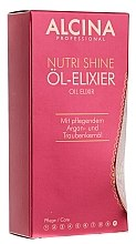 Profumi e cosmetici Elisir nutriente per capelli - Alcina Nutri Shine Oil Elixir