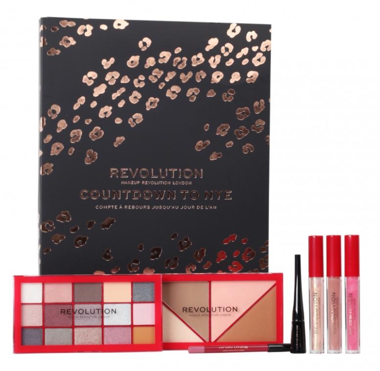 Set - Makeup Revolution Countdown To NYE — foto N3