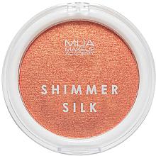 Profumi e cosmetici Illuminante - MUA Shimmer Silk