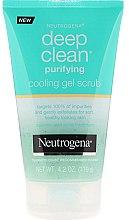 Profumi e cosmetici Gel scrub per viso - Neutrogena Skin Detox Cooling Gel Scrub