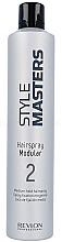 Profumi e cosmetici Spray fissaggio variabile - Revlon Professional Style Masters Modular Hairspray-2