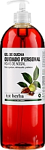 Profumi e cosmetici Gel doccia - Tot Herba Shower Gel Intimate Hygiene Walnut