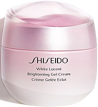 Profumi e cosmetici Gel crema illuminante viso - Shiseido White Lucent Brightening Gel Cream