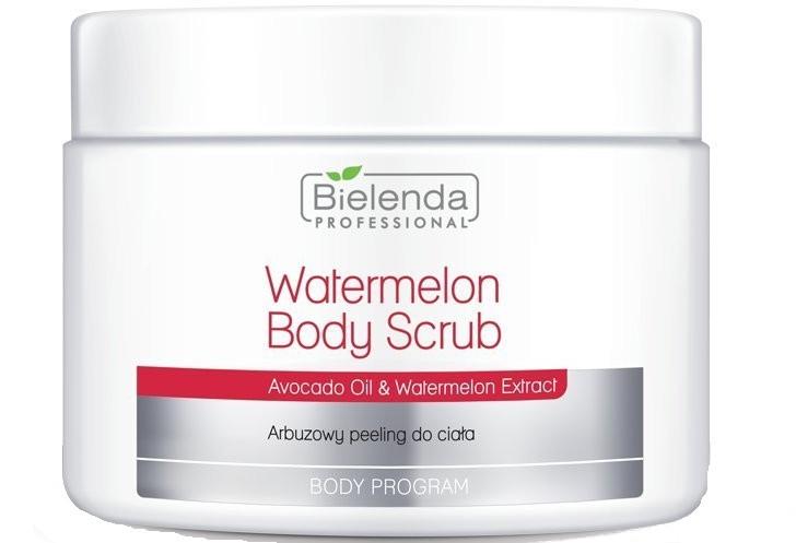 Scrub corpo all'anguria - Bielenda Professional Watermelon Body Scrub — foto N1
