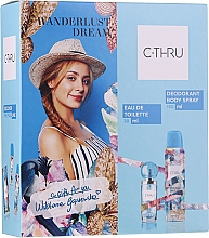 Profumi e cosmetici C-Thru Wanderlust Dream - Set (edt/30ml + deo/150ml)